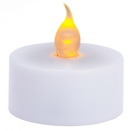 led decoração vela
