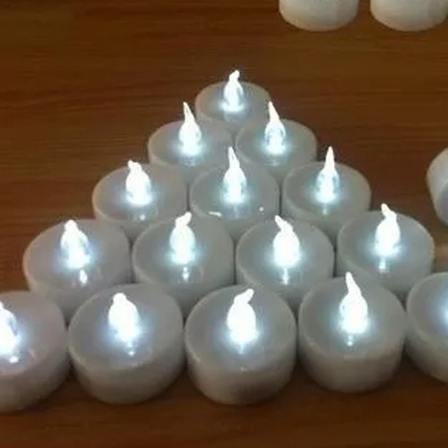led decorativa velas