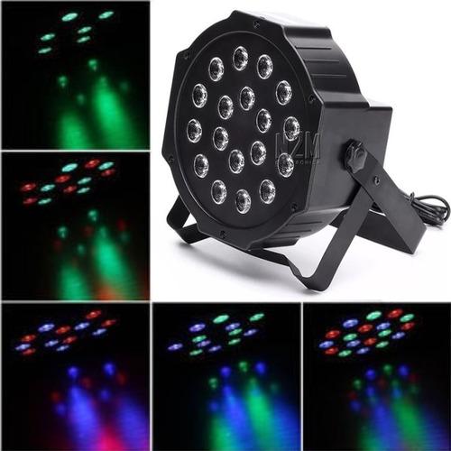 led efectos luces