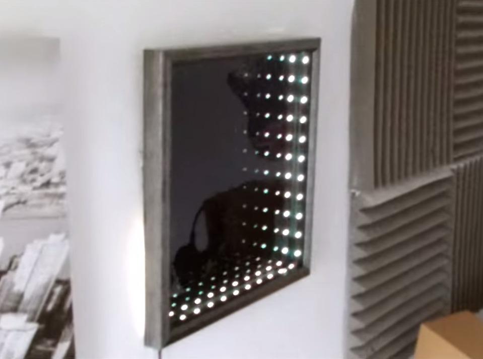 led espejos decorativos led para salas baos etc