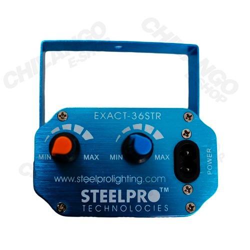 led estrobo smd disco flash 36 steel