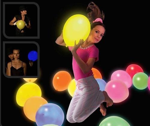 led fiestas globos