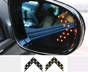 led flecha viraje intermitente espejo retrovisor