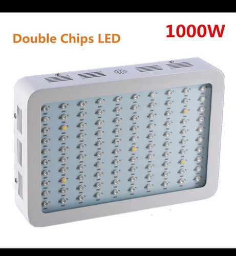 led full spectrum 1000w. indoor.  usado  3 meses.