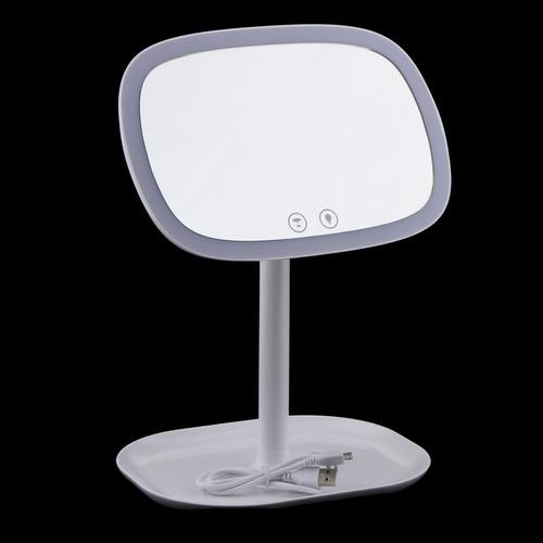 led iluminado compensar cosmético espelho com 37 luzes deskt