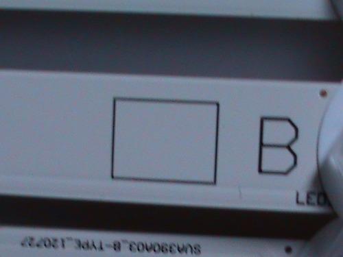 led led barra