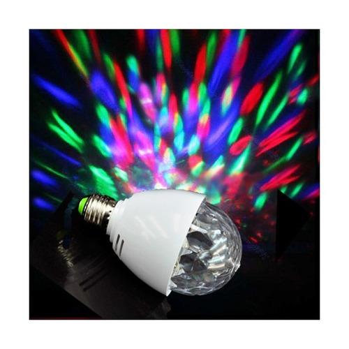 led light bombillo de colores