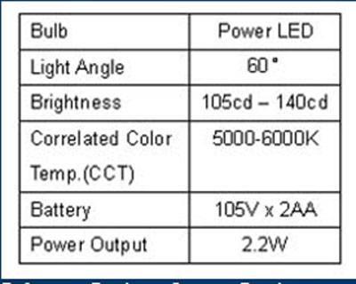 led light (luz led) para videocamaras  dv-35