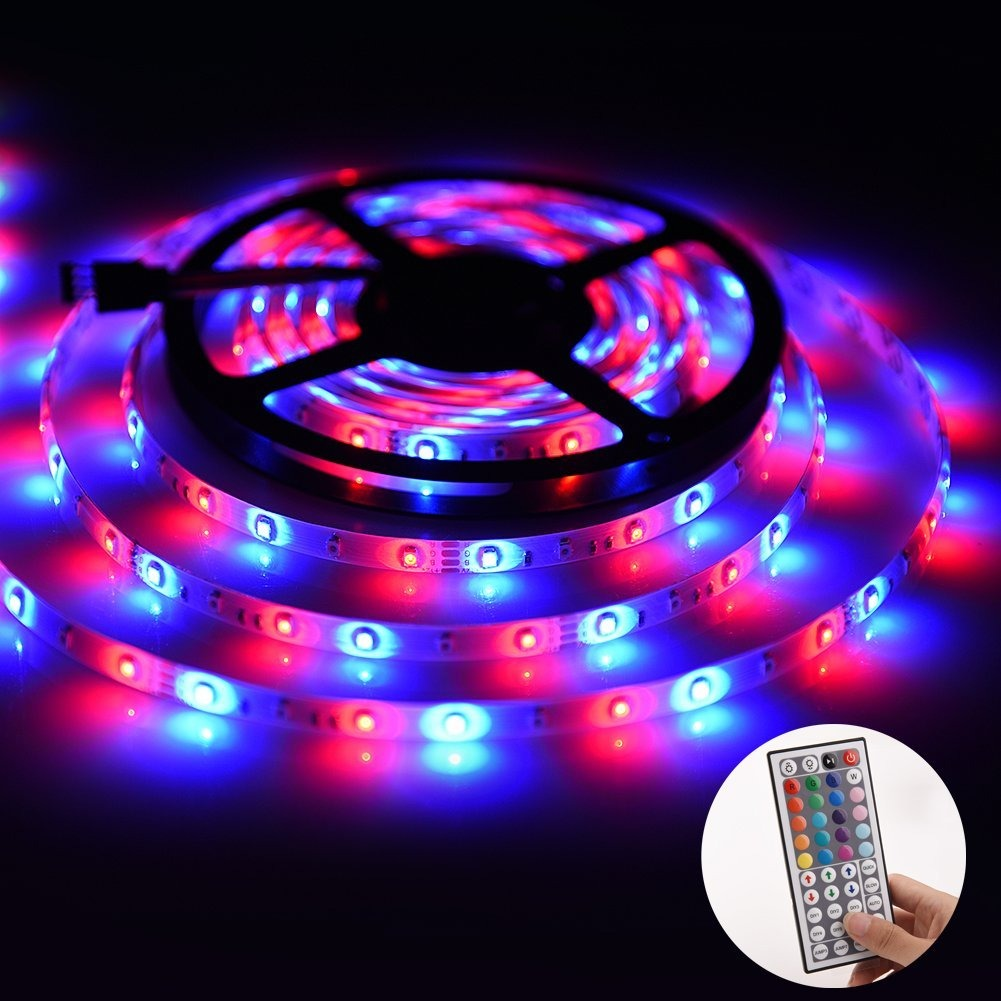 Led light strip kit ledgle rope light 164ft 300leds rgb le ledgle rope light 164ft 300leds rgb le cargando zoom aloadofball Images