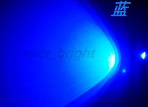led ojo de aguila 3w 12v blanco,azul,verde,amarillo par prec