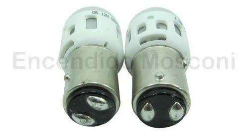 led osram 2 polos patas desparejas p215w cool white 6000k