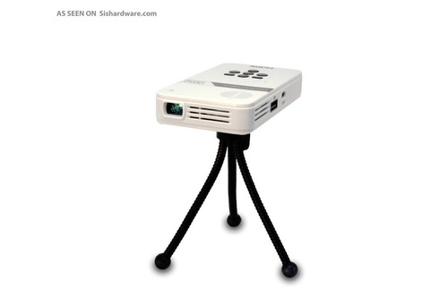 led pico mini proyector aaxa