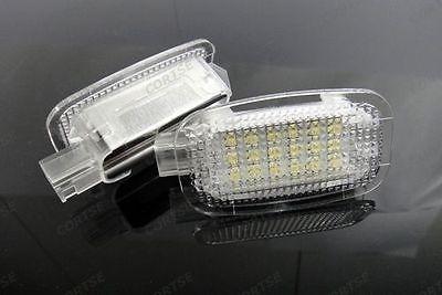 Mercedes Benz Cl Coupe W216 Led Blanco número Placa Luces Lámpara Smd Bulbos Xenon