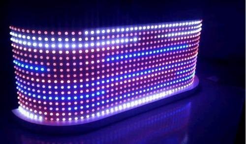 led pixel ws2811 rgb 50 piezas con chip controlador