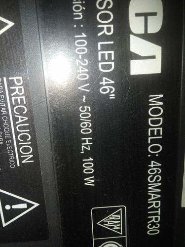 led rca rca46smartt30 placas varias