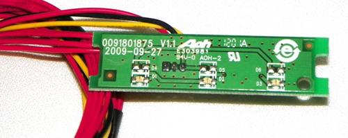 led + receptor hbtv-42d05fd |pn: 0091801875 / 0091801897