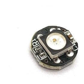 Led Rgb Ws2812b Smd 5050 Con Pcb Black 1 Pixel X 10 Unidades