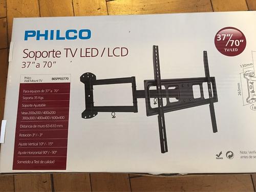 led samsung 65 soporte tipo brazo aguanta 35kg envios gratis