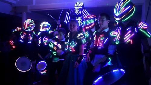 led show robot led