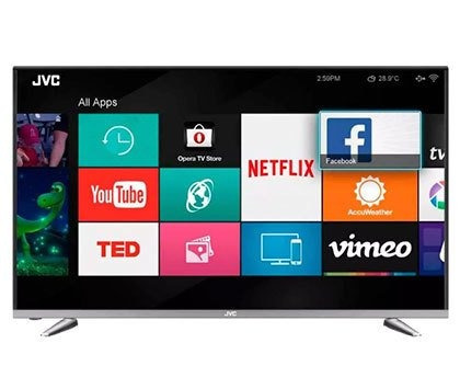 led smart tv 32  jvc (lt32da770)