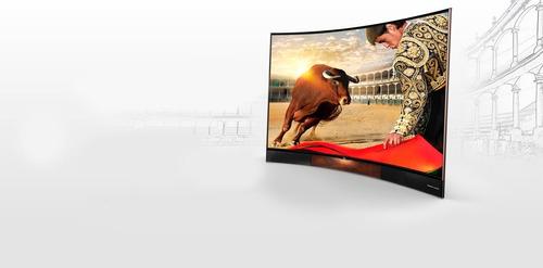 led smart tv 55 curvo tcl (h8800)