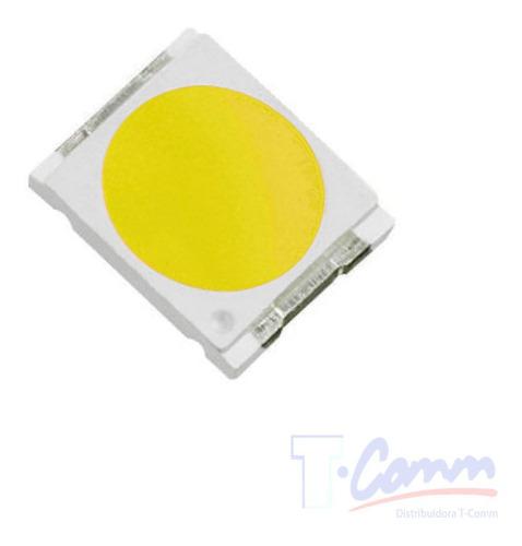 led smd 3030 luz blanca fría 1w 6v repuesto televisión 140ma