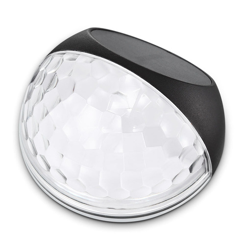 led solar motorizado valla luz ip65 impermeable 4 lámparas