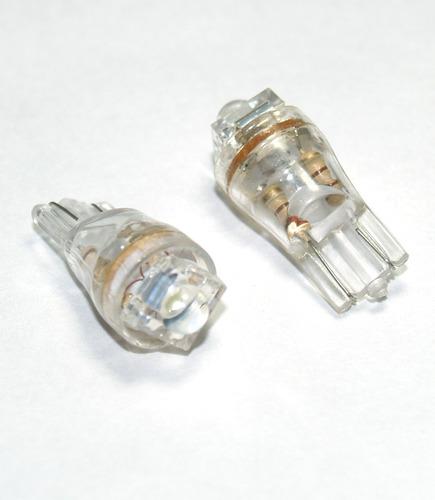 led t10 blanco para luz media o cocuyos