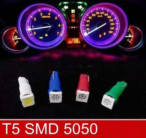 led t5 para tablero 5050 varios colores!