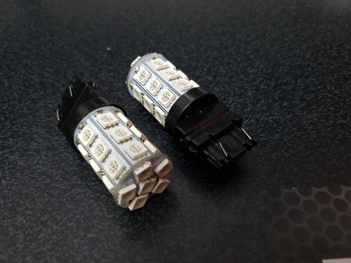 led tipo 3156 - 3157 de 27 leds