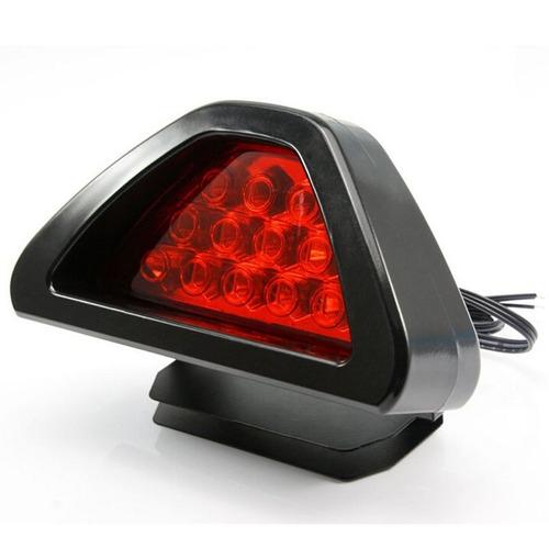 led triangular f1 intermitente stop