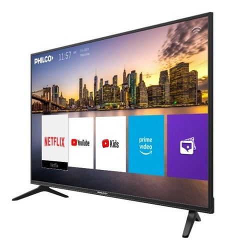 led tv 43  smart fhd philco