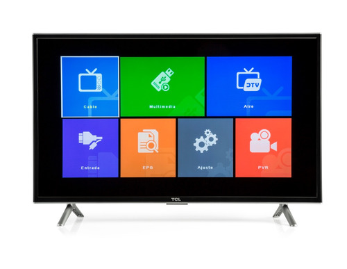 led tv digital tcl  televisor 32 hd 32d2900 usb hdmi
