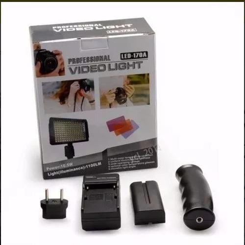 led video light 170a professional