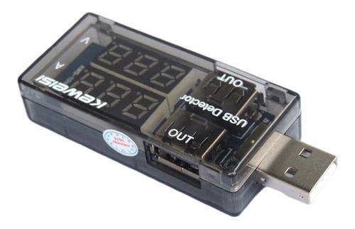 led voltímetro e amperímetro usb 5v pc pen drive computador