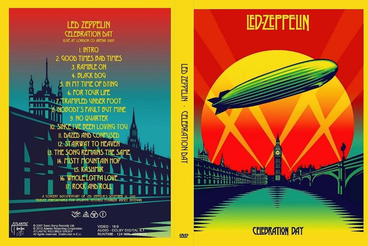 Rádios que tocam Led Zeppelin