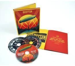 led zeppelin celebration day importado bluray + cd x 2 nuevo