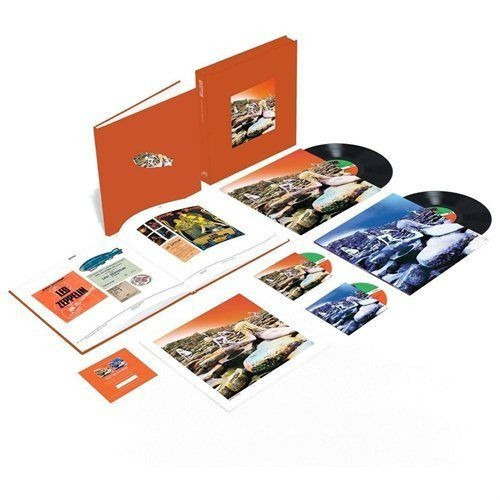 led zeppelin houses of the holy (super deluxe edition box)