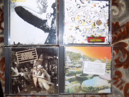 led zeppelin, humble pie, uriah heep, paul blues band cds im