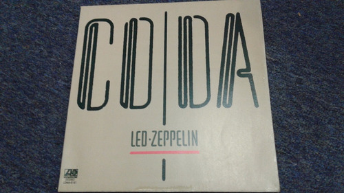 led zeppelin lp coda