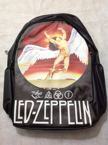 led zeppelin - mochila (produto oficial)