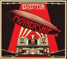 led zeppelin mothership deluxe edition cd x 2 + dvd nuevo