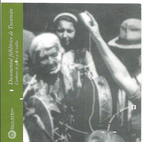 leda valladares documental folklórico de tucumán