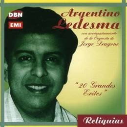 ledesma argentino 20 grandes exitos cd nuevo