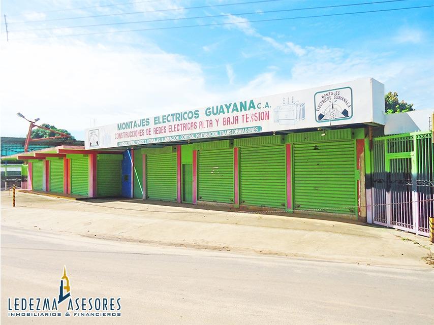 ledezma asesores vende galpón en sector marhuanta
