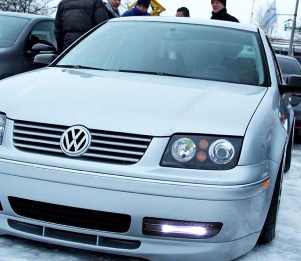 Leds Con Luz De Dia Jetta A4 Mk4 99-07 Originales Auto-magic