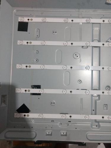 leds da tv aoc le43s5970 original todos funcionando