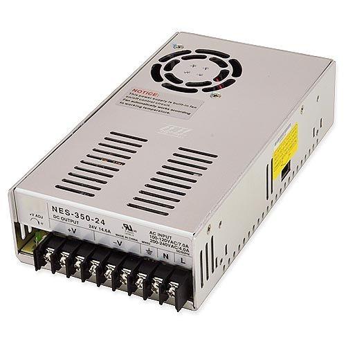 ledwholesalers 24 volt single output ul constant voltage swi