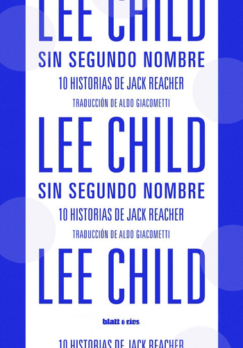 lee child - sin segundo nombre