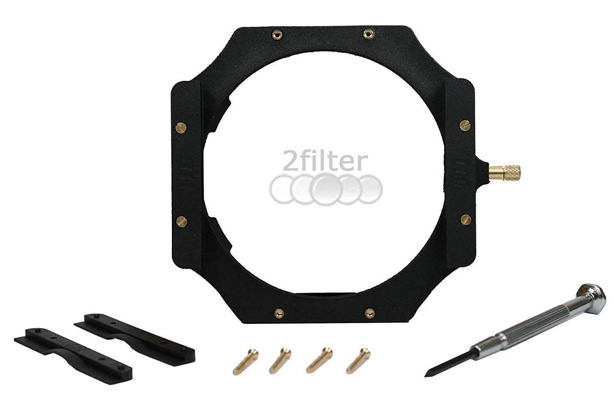 Lee Filters titular de la Fundación Kit nuevo Anillo Adaptador 82mm de ancho